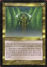 MAGIC MtG BOSCHETTO PREZIOSO Sterling Grove  EX- ITA