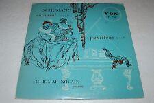 Schumann~Carnaval Op 9~Papillons Op 2~Vox PL 7830~Guiomar Novaes~FAST SHIPPING
