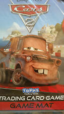 CARS 2 TRADING CARD GAME X123 IN A BINDER
