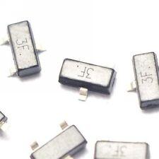 50PCS BC857B 3F 0.1A/45V PNP SOT23 SMD transistor