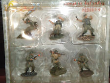 Ultimate Soldier FOV 1/32 WWII Lot of 6 German Fallschirmjager