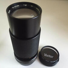 VIVITAR 70-210mm f4.5 MACRO FOCUSING Lens - YASHICA Fit *EXCELLENT*