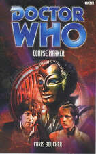 Doctor Who: Corpse Marker, Boucher, Chris Paperback Book
