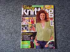 SIMPLY KNITTING MAGAZINE - ALAN DART - TOY KNIT - ISSUE 44 - HOWDY PARDNER