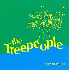 """The treepeople: """"Human Voices"""" (CD)"""
