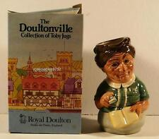 D6715 Royal Doulton Doultonville Mrs Loan The Librarian With Original Box