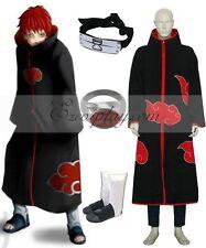 Naruto Akatsuki Sasori Cosplay Deluxe Set E001