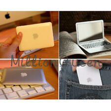 Popular Pocket MacBook Air Laptop Clear Glass Cosmetic Portable Makeup Mirror