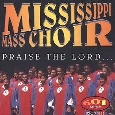Praise the Lord by The Mississippi Mass Choir (CD, Jun-1999, Malaco)