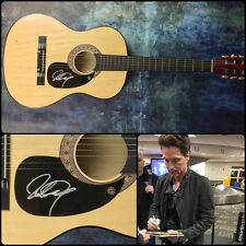 GFA Pop Rock Heart Throb * RICHARD MARX * Signed Acoustic Guitar PROOF R2 COA
