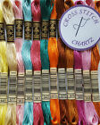 1 - 50 DMC THREADS Skeins CROSS STITCH Floss PYO PICK YOUR OWN COLOURS FREE P&P