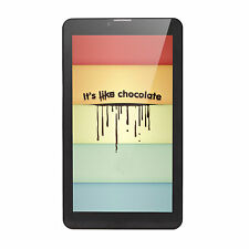 """iRULU 7"""" WCDMA 3G Tablet PC Dual Core&Cam 4GB Android 4.2 Bluetooth Rose"""