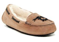 New in Box - $130.00 UGG Australia Brett Water Resistant Suede Moccasins Size 9
