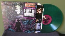 "A Day To Remember ""Homesick"" LP Orig OOP The Devil Wears Prada Pierce the Veil"