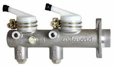 "Wilwood 1"" Bore Combination Remote Tandem Master Cylinder"