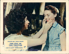 DAY OF THE TRIFFIDS JANETTE SCOTT ORIGINAL BRITISH LOBBY CARD