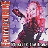 Genitorturers - Flesh Is the Law CD 2002 NEW SEALED