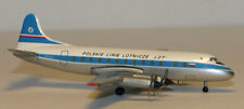 Herpa Wings 1:500 LOT Polish Vickers Viscount prod id 512008 released 2000