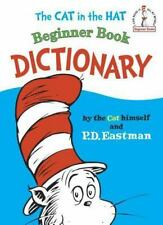 Cat in the Hat Beginner Book Dictionary by P. D. Eastman {NEW w/ FREE SHIPPING}*