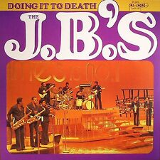 THE JBs Doing it to Death PEOPLE RECORDS James Brown SEALED COLORED VINYL LP