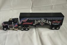 Matchbox Jim Beam 200th Anniversary Peterbilt Black Semi Delivery Truck Model