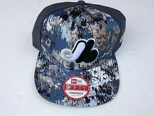 Montreal Expos New Era Cooperstown 9Fifty Strapback Hat Cap