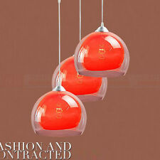 Modern Acrylic Chandelier Ceiling light Dining room Pendant Lamps Lamp Shades