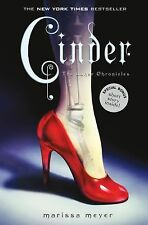 The Lunar Chronicles Ser.: Cinder 1 by Marissa Meyer (2013, Paperback)