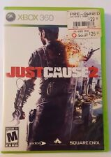 Just Cause 2 Xbox 360 Microsoft 2010 Used
