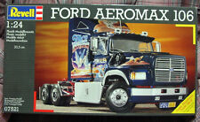 VERY HTF!  Revell Ford Aeromax 106 Conventional Model Truck Kit 1/24 NIB!