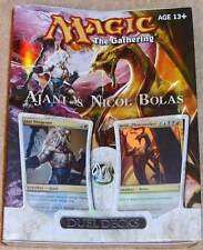 Magic the Gathering MTG - Ajani vs Nicol Bolas Factory Sealed Duel Deck