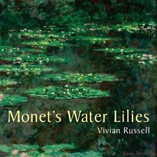 Monet's Water Lilies-ExLibrary