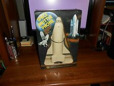 VINTAGE RETRO 80s SPACE SHUTTLE PHONE NEW IN BOX NASA DESK TOP/WALL FREE SHIP!!