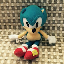 Sega Sonic the Hedgehog Plush Doll - Blue Stuffed Toy 5 inch