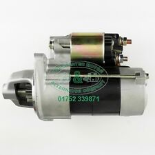 KUBOTA STARTER MOTOR REPLACING 1G023-63010 1G023-63011