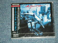 DEEP PURPLE Japan 1998 PROMO SEALED CD+Obi ABANDON TECW-25669