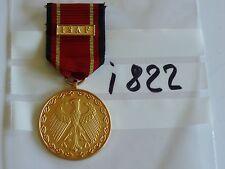 Orden Bundeswehr Einsatzmedaille gold ISAF (i822)