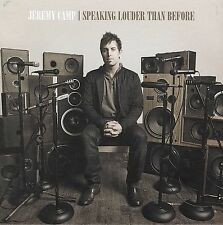 Jeremy Camp : Speaking Louder Than Before CD (2008)
