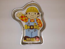 WILTON BOB THE BUILDER CHARECTER BIRTHDAY PARTY CAKE PAN #2105-5025 INSTRUCTIONS