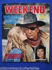 Weekend Magazine - John Wayne, Cleethorpes Pier    5th Sep 1979