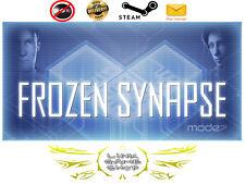 Frozen Synapse PC & Mac Digital STEAM KEY -  Region Free