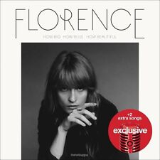 Florence How Big, How Blue, How Beautiful Target Exclusive Deluxe Edition  NEW