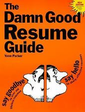 The Damn Good Resume Guide,Employment,Career,How To