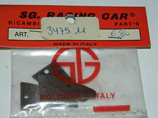 vintage RC CAR 3475.11 parts SG RACING made in ITALY ricambi BOLOGNA