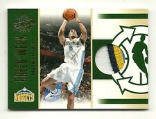 2010/11-Panini Season Update-Green Week Jerseys-Prime-Arron Afflalo-38/49