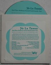 Yo La Tengo And Then Nothing Turned Itself Inside-Out Adv Cardcover CD