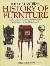 Illustrated History of Furniture: Contains 400 Illustrations of Examples from An