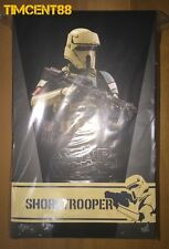 Ready! Hot Toys MMS389 Star Wars Rogue One: A Star Wars Story 1/6 Shoretrooper