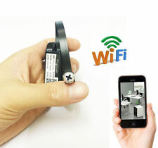 NEW wireless IP Network Hidden SPY Screw camera mini WIFI DIY micro Recorder