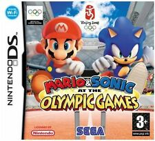 Mario and Sonic at the Olympic Games Brand NEW SEALED Nintendo DS Video Game